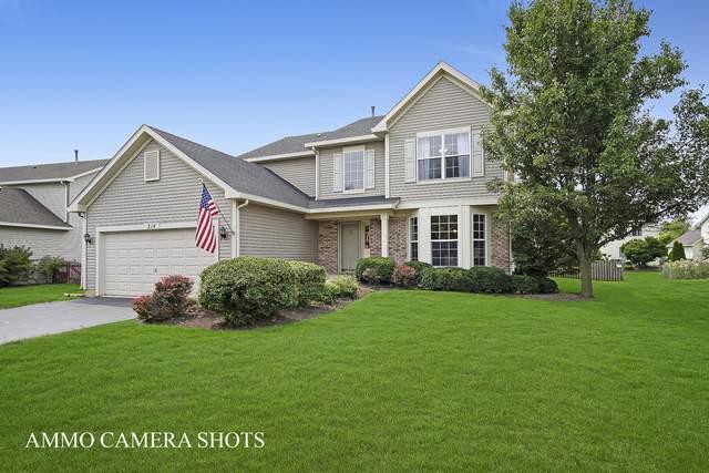 214 Clifton Lane, Bolingbrook, IL 60440 (MLS #11157910) :: O'Neil Property Group