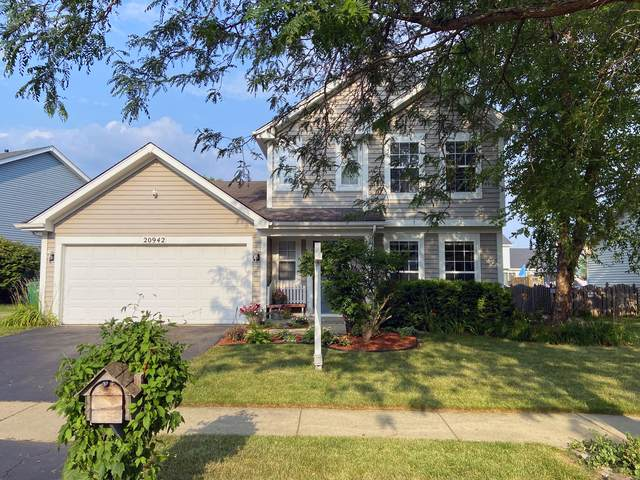 20942 W Ardmore Circle, Plainfield, IL 60544 (MLS #11157916) :: O'Neil Property Group