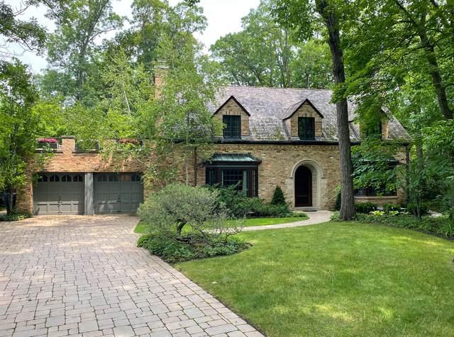 251 Oak Knoll Terrace, Highland Park, IL 60035 (MLS #11157933) :: Littlefield Group