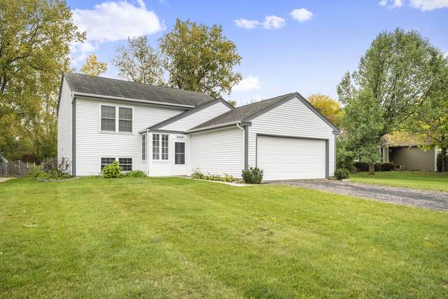3626 Newport Drive, Island Lake, IL 60042 (MLS #11157997) :: Littlefield Group