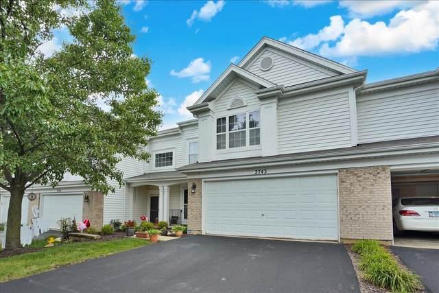 2743 Borkshire Lane #2743, Aurora, IL 60504 (MLS #11158023) :: O'Neil Property Group