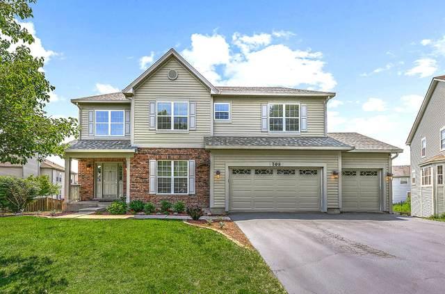 708 Danielle Court, Naperville, IL 60565 (MLS #11158028) :: O'Neil Property Group