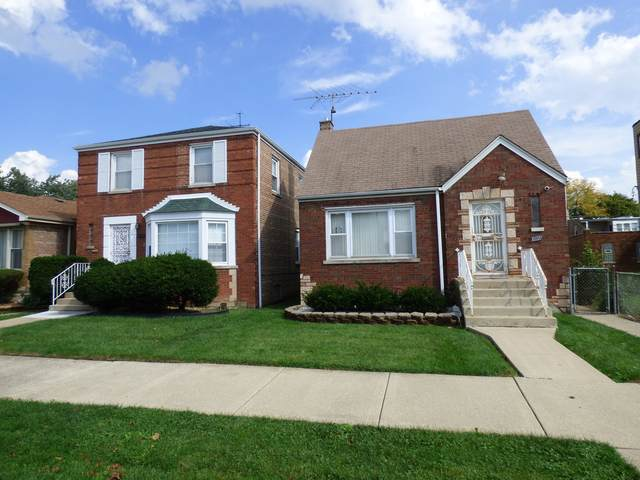 10229 S Vernon Avenue, Chicago, IL 60628 (MLS #11158050) :: Jacqui Miller Homes