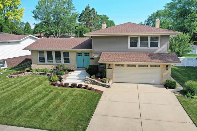 710 E Crestwood Drive, Arlington Heights, IL 60004 (MLS #11158052) :: Suburban Life Realty