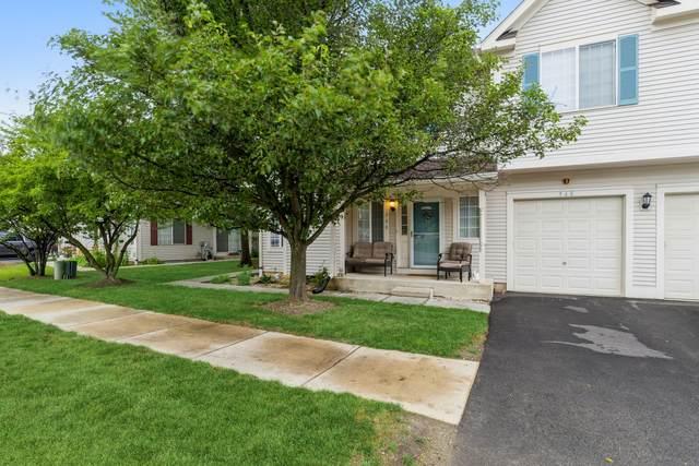 548 Fox Ridge Drive #548, Fox Lake, IL 60020 (MLS #11158108) :: O'Neil Property Group