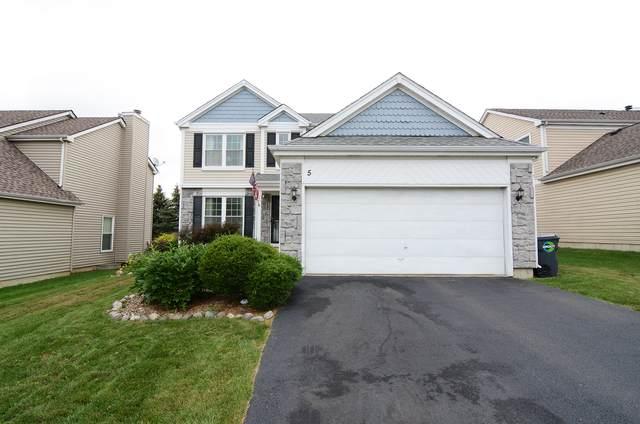 5 Wildflower Way, Streamwood, IL 60107 (MLS #11158114) :: O'Neil Property Group