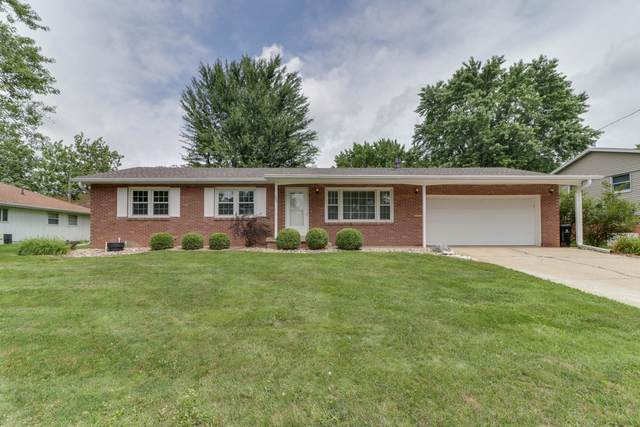 306 Garfield Drive, Bloomington, IL 61701 (MLS #11158142) :: O'Neil Property Group