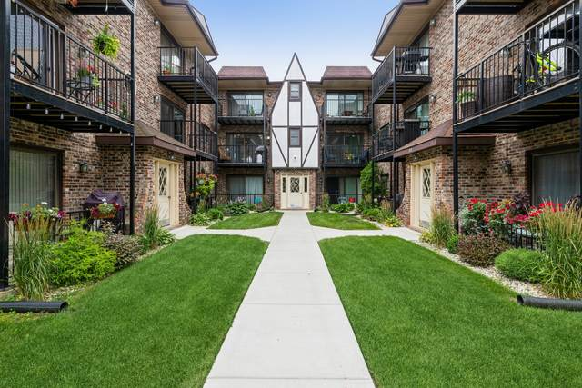 7616 W Lawrence Avenue 2A, Harwood Heights, IL 60706 (MLS #11158386) :: O'Neil Property Group
