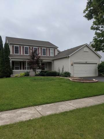 127 Fairfield Drive, Romeoville, IL 60446 (MLS #11158413) :: The Wexler Group at Keller Williams Preferred Realty