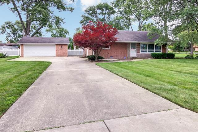 12661 S Major Avenue, Palos Heights, IL 60463 (MLS #11158423) :: The Wexler Group at Keller Williams Preferred Realty