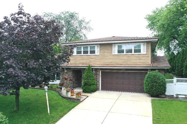270 W Rosalie Lane, Palatine, IL 60074 (MLS #11158436) :: The Wexler Group at Keller Williams Preferred Realty