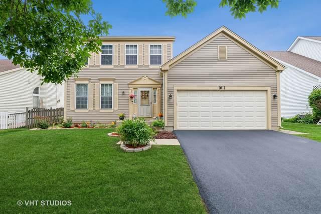 1011 Cambridge Drive, Grayslake, IL 60030 (MLS #11158457) :: Jacqui Miller Homes