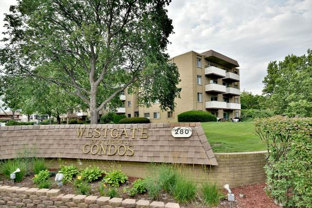 280 N Westgate Road #434, Mount Prospect, IL 60056 (MLS #11158480) :: Suburban Life Realty