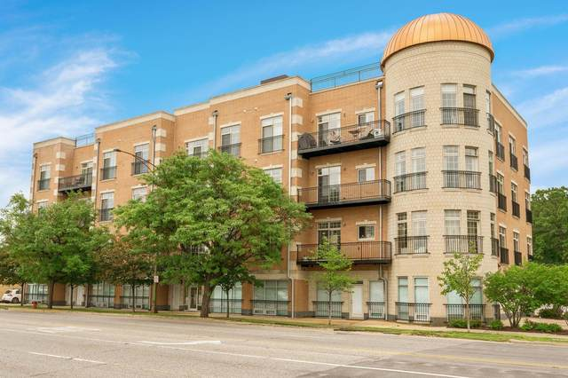 6423 W Touhy Avenue 4C, Chicago, IL 60646 (MLS #11158482) :: O'Neil Property Group