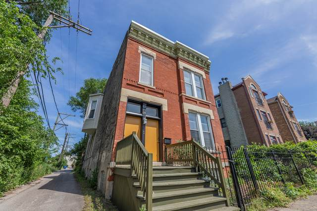 125 N Mozart Street, Chicago, IL 60612 (MLS #11158486) :: O'Neil Property Group