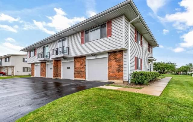 929 Sagamore Drive #929, Schaumburg, IL 60193 (MLS #11158489) :: Jacqui Miller Homes