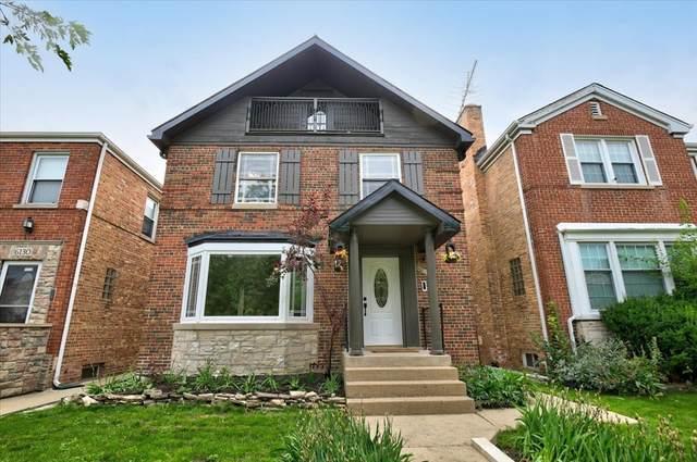 6134 N Bernard Street, Chicago, IL 60659 (MLS #11158572) :: O'Neil Property Group