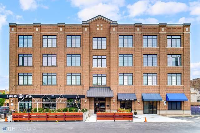 105 W Saint Charles Road #301, Lombard, IL 60148 (MLS #11158583) :: Suburban Life Realty