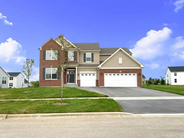 2203 Richmond Avenue, Yorkville, IL 60560 (MLS #11158773) :: Ani Real Estate
