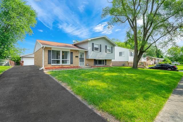 520 Hickok Avenue, University Park, IL 60484 (MLS #11158778) :: O'Neil Property Group