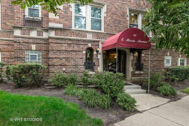 85 E Harris Avenue H2, La Grange, IL 60525 (MLS #11158838) :: Angela Walker Homes Real Estate Group