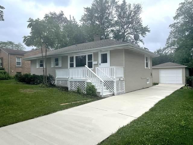106 N Washington Street, Westmont, IL 60559 (MLS #11158861) :: O'Neil Property Group