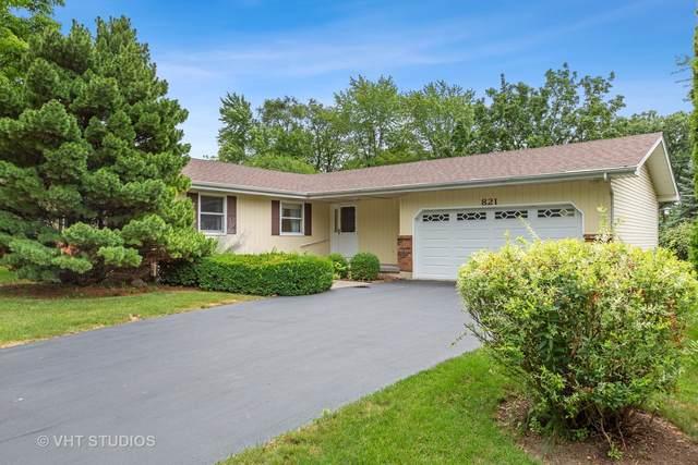821 S Vista Drive, Algonquin, IL 60102 (MLS #11158912) :: Jacqui Miller Homes