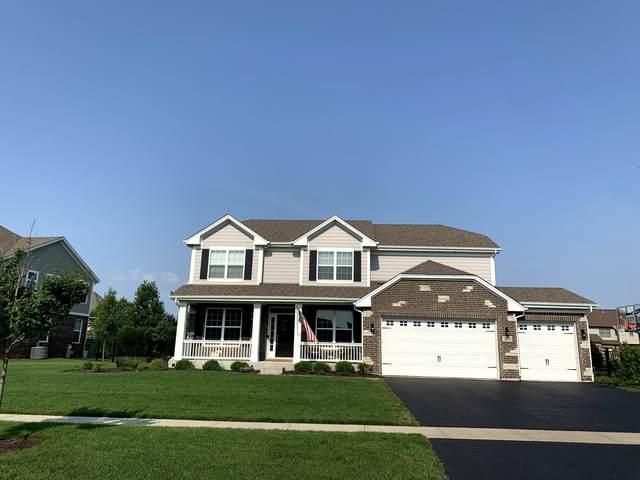 2075 Stapleton Road, New Lenox, IL 60451 (MLS #11158995) :: The Wexler Group at Keller Williams Preferred Realty