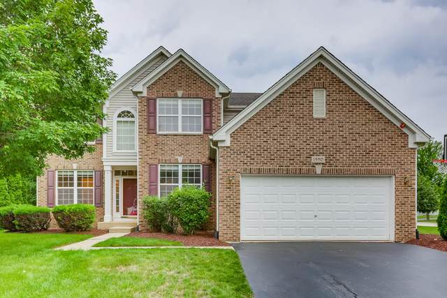 1590 Russell Drive, Hoffman Estates, IL 60192 (MLS #11159009) :: O'Neil Property Group