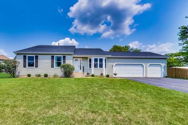1278 Amberwood Drive, Crystal Lake, IL 60014 (MLS #11159176) :: Jacqui Miller Homes