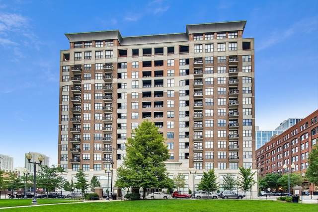 849 N Franklin Street #502, Chicago, IL 60610 (MLS #11159251) :: Lux Home Chicago