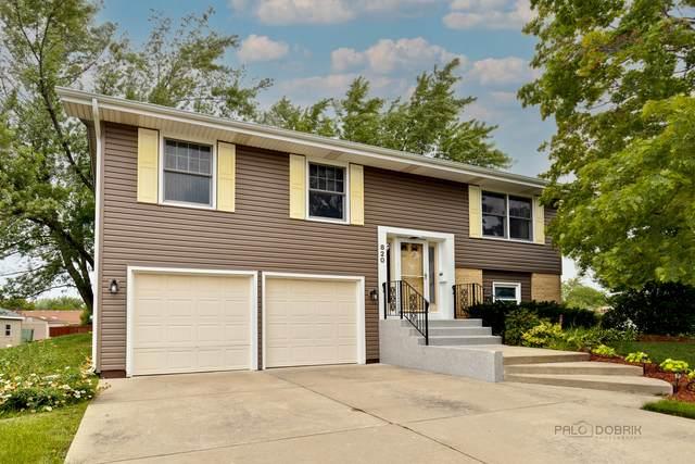 820 Hillcrest Boulevard, Hoffman Estates, IL 60169 (MLS #11159270) :: O'Neil Property Group