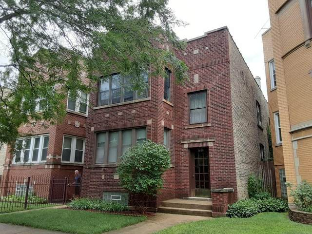 5650 N Spaulding Avenue, Chicago, IL 60659 (MLS #11159341) :: O'Neil Property Group