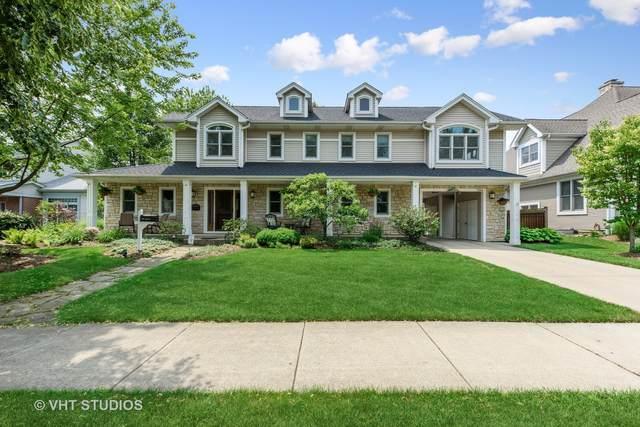 1246 N Yale Avenue, Arlington Heights, IL 60004 (MLS #11159360) :: The Wexler Group at Keller Williams Preferred Realty