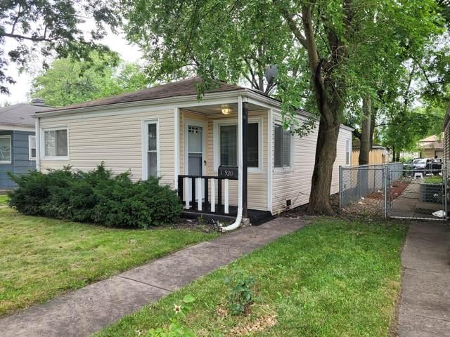12520 S Elizabeth Street, Calumet Park, IL 60827 (MLS #11159408) :: Suburban Life Realty