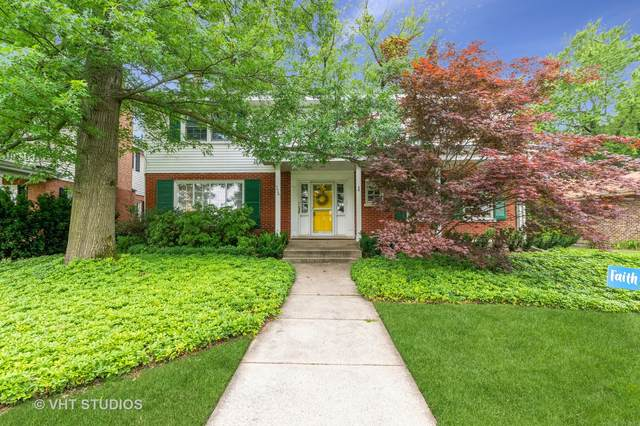 736 Central Park Avenue, Flossmoor, IL 60422 (MLS #11159474) :: The Wexler Group at Keller Williams Preferred Realty