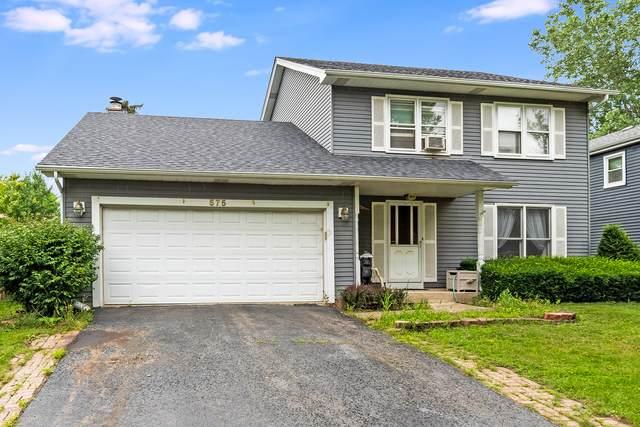 575 Hempstead Avenue, Naperville, IL 60565 (MLS #11159588) :: The Dena Furlow Team - Keller Williams Realty