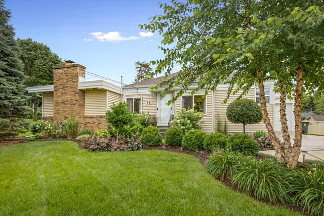 45 Grant Street, Oswego, IL 60543 (MLS #11159595) :: O'Neil Property Group