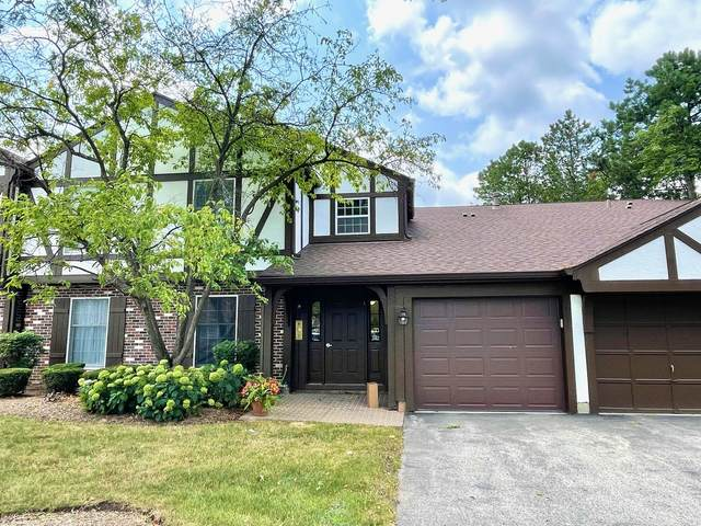 2158 Lancaster Circle 101C, Naperville, IL 60565 (MLS #11159614) :: Rossi and Taylor Realty Group