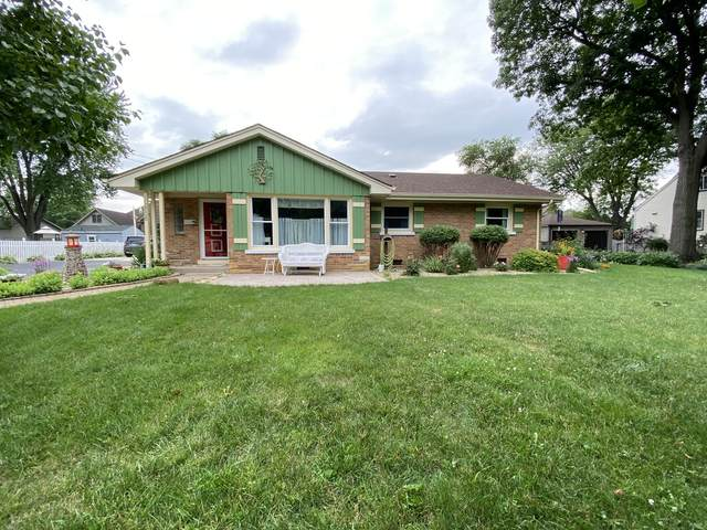 12808 S Mason Avenue, Palos Heights, IL 60463 (MLS #11159657) :: The Wexler Group at Keller Williams Preferred Realty