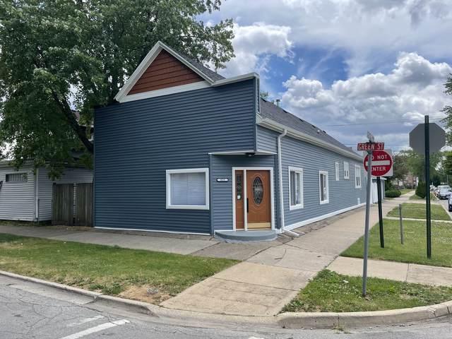 825 W 123rd Street, Calumet Park, IL 60827 (MLS #11159707) :: Suburban Life Realty