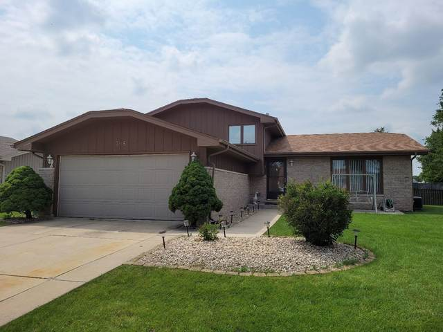 706 Roof Avenue, Romeoville, IL 60446 (MLS #11159802) :: The Wexler Group at Keller Williams Preferred Realty