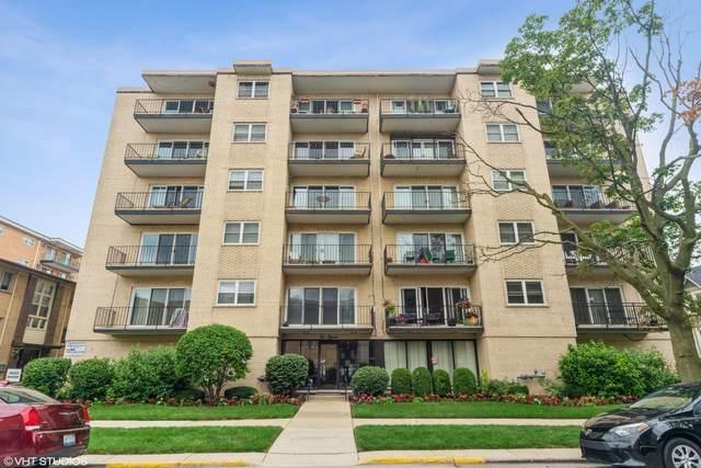 215 Marengo Avenue 2G, Forest Park, IL 60130 (MLS #11159856) :: Angela Walker Homes Real Estate Group