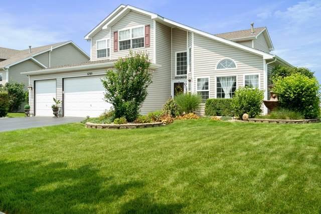 5705 Riviera Boulevard, Plainfield, IL 60586 (MLS #11159969) :: O'Neil Property Group