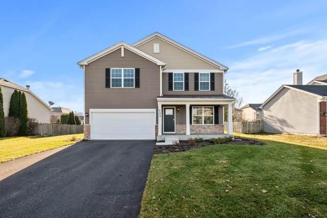 346 Hemlock Lane, Oswego, IL 60543 (MLS #11159989) :: O'Neil Property Group