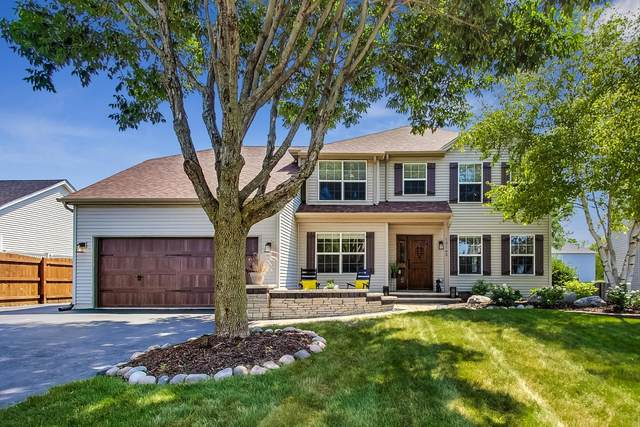 13163 Tiger Lily Lane, Plainfield, IL 60585 (MLS #11160129) :: The Wexler Group at Keller Williams Preferred Realty