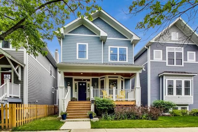 3632 N Avondale Avenue, Chicago, IL 60618 (MLS #11160144) :: Suburban Life Realty
