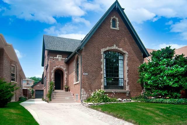 9624 S Hamilton Avenue, Chicago, IL 60643 (MLS #11160168) :: Suburban Life Realty