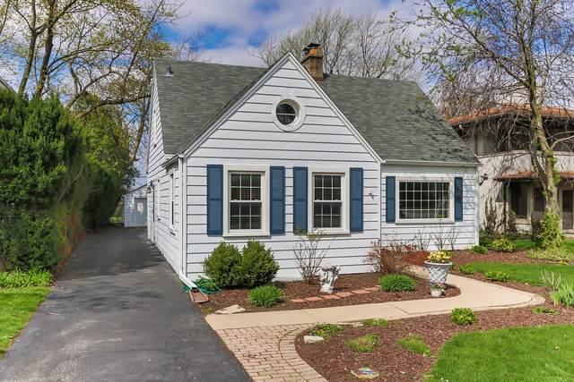 322 S Hagans Avenue, Elmhurst, IL 60126 (MLS #11160172) :: O'Neil Property Group