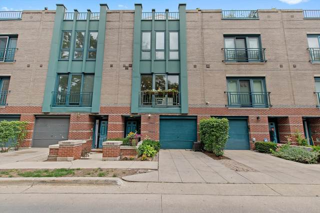 1444 S Federal Street E, Chicago, IL 60605 (MLS #11160249) :: Littlefield Group